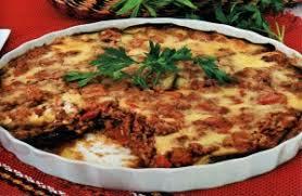 cuisine alg駻ienne recette recette moussaka d aubergine une recette de cuisine algérienne et