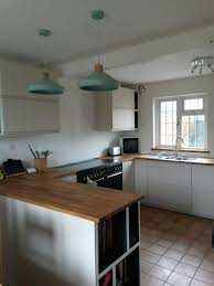 new kitchens ideas my new kitchen ikea voxtorp light beige oak worktops eldhús