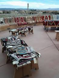 Hubbell Trading Post Rugs For Sale Navajo Rug Sale At Petroglyph National Monument Albuquerque