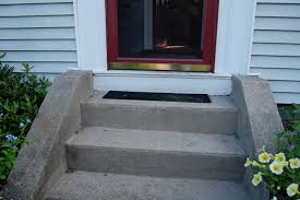 exterior front entrance stair ideas home decorating ideas front