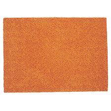 Modern Orange Rug Nanimarquina Topissimo Simple Orange Modern Rug Stardust
