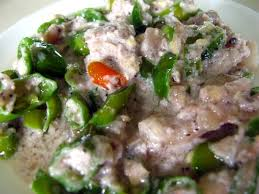 cuisine express bicol express and other bicol food treats travel