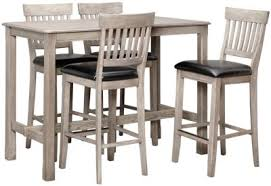 Pub Table And Chairs Set Clearance U0026 Discount Kitchen U0026 Dining Room Furniture Art Van