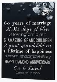 60 year wedding anniversary wedding anniversary