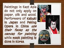 grade 8 arts of east asia 2nd quarter