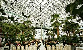 unique wedding venues chicago garden at the navy pier is one of the most unique wedding