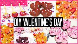 Homemade Valentines Day Ideas For Him by Diy Valentine U0027s Day Treats Easy U0026 Cute Gift Ideas For Boyfriend