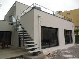extension maison contemporaine maisons carène constructeur drôme ardèche construction