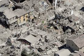 amatrice italy before the devastating earthquake on 24 august