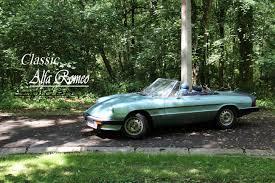 classic alfa romeo sedan classic alfa romeo spider 2 0 1983 youtube