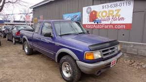 ford ranger 4x4 5 speed for sale 1995 ford ranger for sale carsforsale com