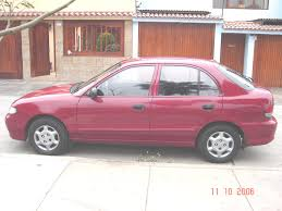 1997 hyundai accent information and photos zombiedrive