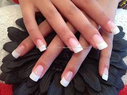 sooo beautiful nails pinterest acrylics french nails and