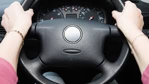 what can cause a steering wheel to be hard to turn reference com