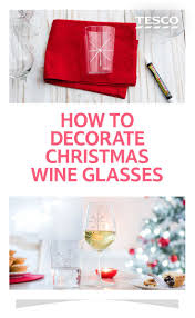 the 25 best decorated wine glasses ideas on pinterest