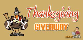 1 500 thanksgiving giveaway jaypeeonline