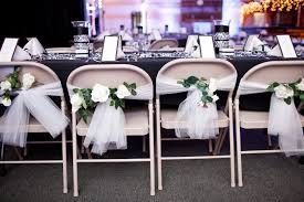 do it yourself wedding chair decorations make a quick diy chair