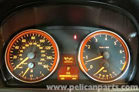 bmw 3 series warning lights bmw e90 oil change procedure e91 e92 e93 pelican parts diy