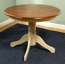 Pedestal Kitchen Table And Chairs - furniture awesome round pedestal table for cozy dining room decor