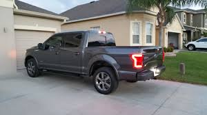 2015 ford f150 tail lights 2015 2016 tail lights and headlights led perimeter