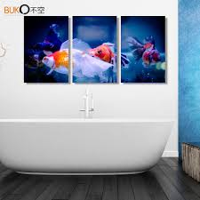 Home Decoration Painting by Online Get Cheap Goldfish Oil Painting Aliexpress Com Alibaba Group