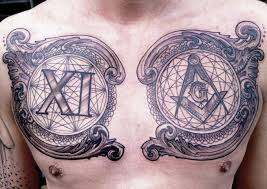 chest by delaine gilma design of tattoosdesign of tattoos