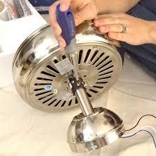 4 inch ceiling fan downrod or replace a ceiling fan