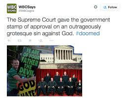 Anti Gay Marriage Meme - the westboro baptist church is trying to meme its way out of gay