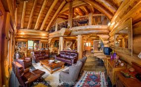 log home living rooms slidapp com