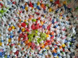 Round Wool Rugs Uk by Learn How To Crochet A Round Rag Rug U2013 Look At What I Made