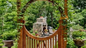 Garden Gate Garden Ideas Wooden Garden Gate Popular 10 Fence Ideas That Truly Creative