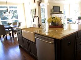 Installing A Kitchen Island 77 Most Outstanding Entrancing Kitchen Island Sink Simple Small
