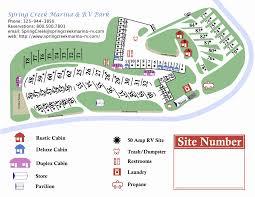 San Angelo Tx Map Spring Creek Marina U0026 Rv Park 3 Photos 1 Reviews San Angelo