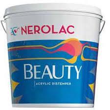 nerolac paint distemper at rs 950 bucket distemper id