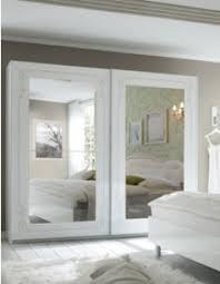 armoire de chambre design armoir de chambre pax blanc auli miroir largeur 150 cm profondeur