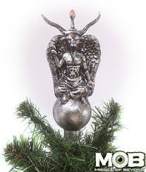 Heavy Metal Christmas Decorations by Robert Smith The Cure Gothic Christmas Tree Ornament