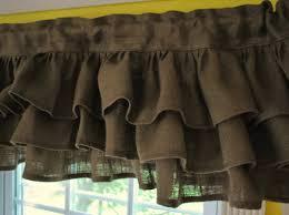 Country Ruffled Valances Curtains Ruffled Kitchen Curtains Valuable White Ruffled Kitchen