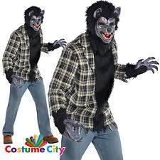 wolf costumes ebay