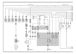 toyota yaris wiring diagram wiring diagram