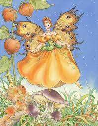 fairy murals wall murals of fairies at magicmurals com pumpkin fairy