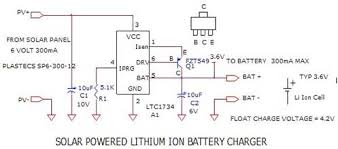 solar power related schematics optoelectronic circuits optical