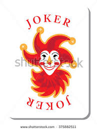 Joker Playing Card Designs Playing Cards Back Stock Vector 335546243 Shutterstock
