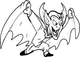 vampire intimidation coloring page wecoloringpage