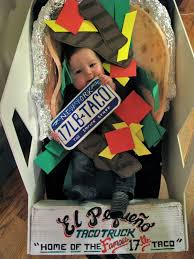 new york city family diy halloween costume idea for babies and