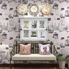 canapé angleterre vintage angleterre picturale magazine motif salon canapé fond de