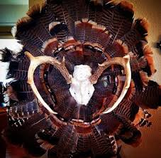 turkey feather wreath 20 awesome pieces of antler