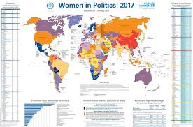 United States Map By Region by Un Launches Latest U0027women In Politics U0027 Map