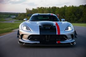 Dodge Viper 1990 - this straight piped 2016 dodge viper acr will make your ears bleed
