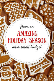 family traditions on a small budget for