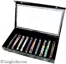 bracelet display box images Jewelry boxes elegant cases to display longlocks hairsticks jpg